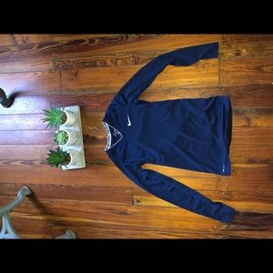 Nike pro thin cold gear